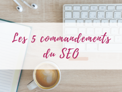 5-commandements-seo