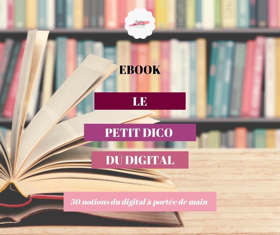 Ebook - dico digital